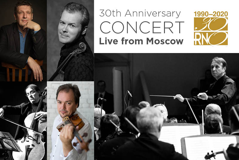 RNO 30th Anniversary Gala Concert Streamed Worldwide